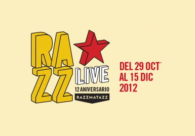 Photo of 12º Aniversario Razzmatazz: primeros nombres