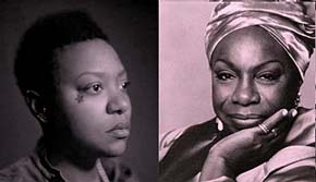 Photo of Homenaje de Meshell Ndegeocello a Nina Simone