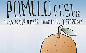 Photo of Pomelo Fest 2012: cartel