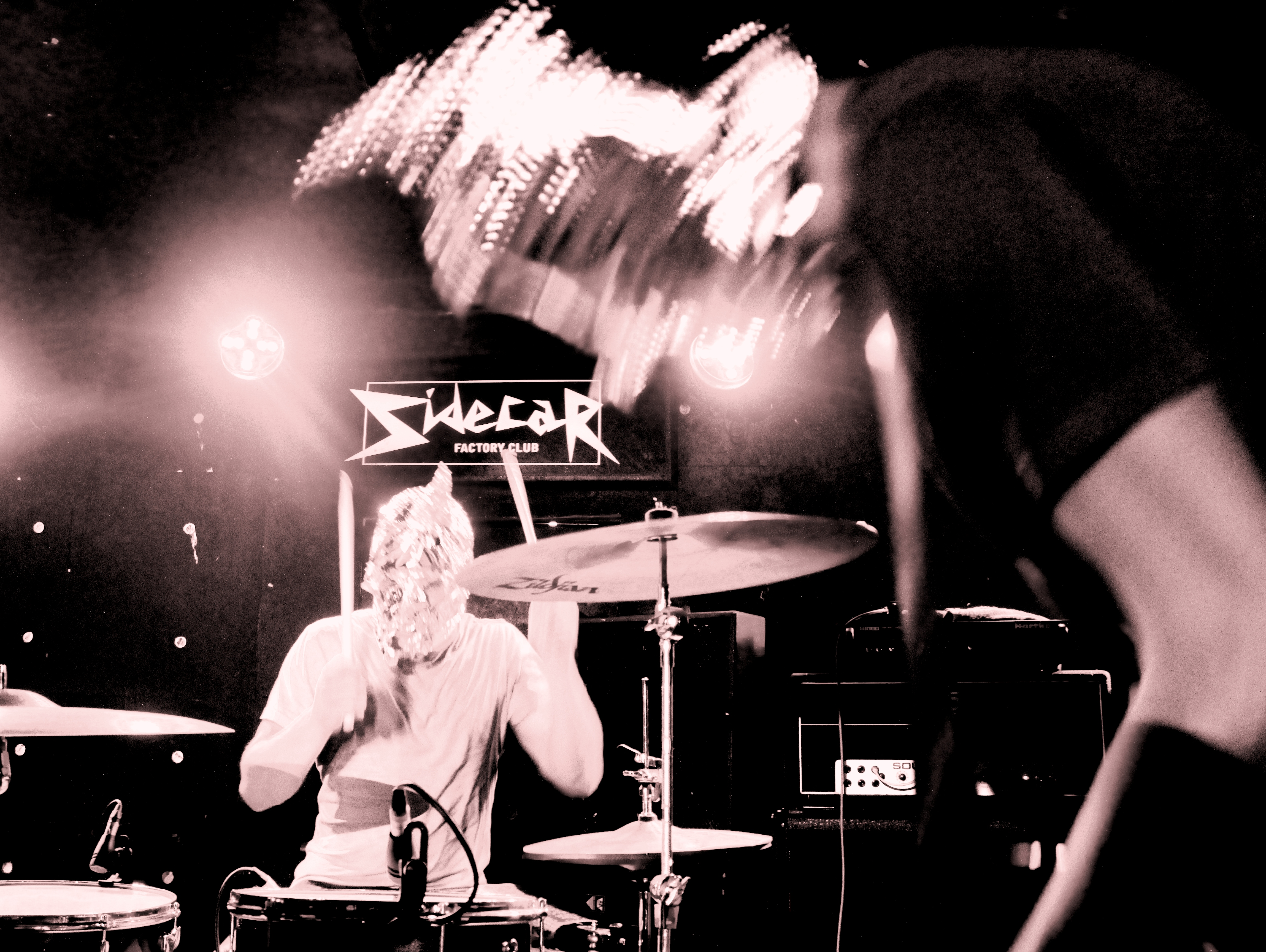 Photo of Unicornibot (Sala Sidecar, Barcelona, 08-09-2012)