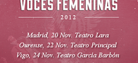 Voces Femeninas 2012