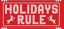 Holidays Rule 2012