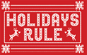 Photo of Holidays Rule, nuevo disco navideño