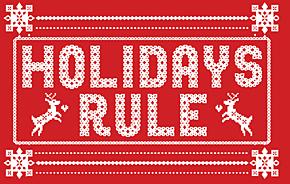 Photo of Holidays Rule, nuevo disco navideño