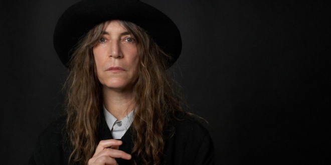 Patti Smith cambia de fecha en Madrid