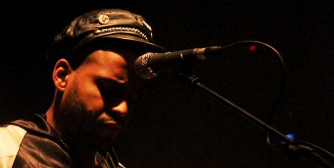 Photo of Twin Shadow (Apolo, Barcelona, 29-10-2012)