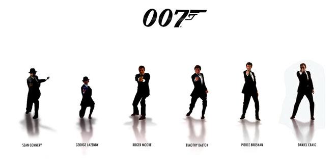 Photo of Nueva encuesta: ¿Cuál es tu canción favorita dentro de las bandas sonoras de 007?