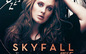 Photo of Skyfall, de Adele, para la banda sonora de James Bond