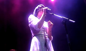 Photo of Instantáneas: Bat for Lashes (Madrid, 23/11/12)
