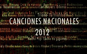 Photo of Las mejores canciones nacionales del 2012: del 50 al 31