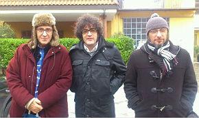 Photo of Franco Battiato con Grupo de Expertos Solynieve