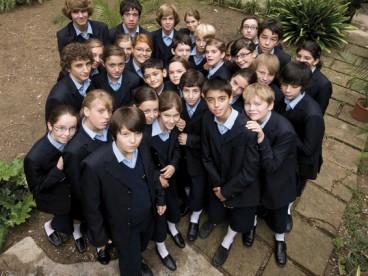Los Chicos del Coro visitan Andalucía