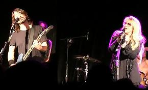 Photo of Dave Grohl presentó en directo su película en el Sundance Festival
