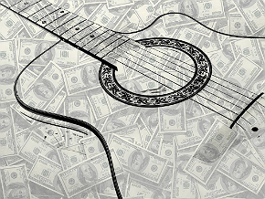 Las diez canciones más rentables
