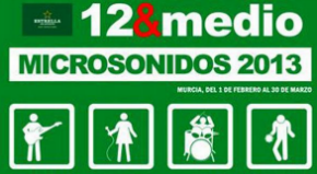 Microsonidos 2013: cartel
