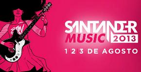 Santander Music Festival 2013