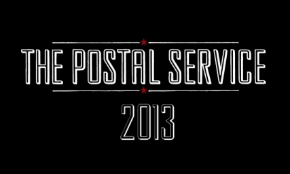 Photo of The Postal Service…2013?
