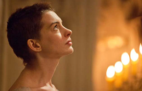 Photo of Anne Hathaway, una Fantine de éxito