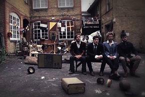 Photo of Mumford & Sons cambian de sala