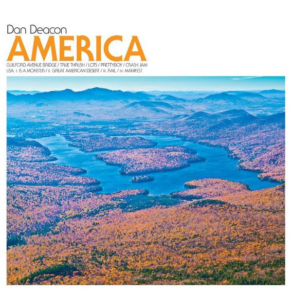 Photo of Dan Deacon – America