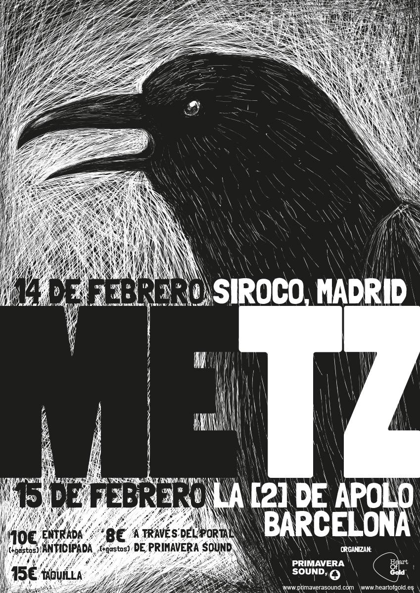 Photo of Metz contra el tópico: en directo mañana en Barcelona