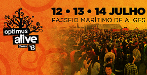 Photo of Optimus Alive'13 suma más nombres a su cartel
