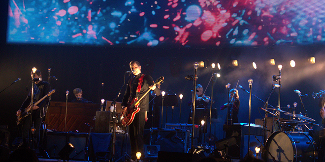 Photo of Sigur Rós (Sant Jordi Club, Barcelona, 16-02-2013)