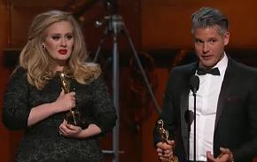 Photo of Adele con Skyfall, Oscar a la mejor canción original