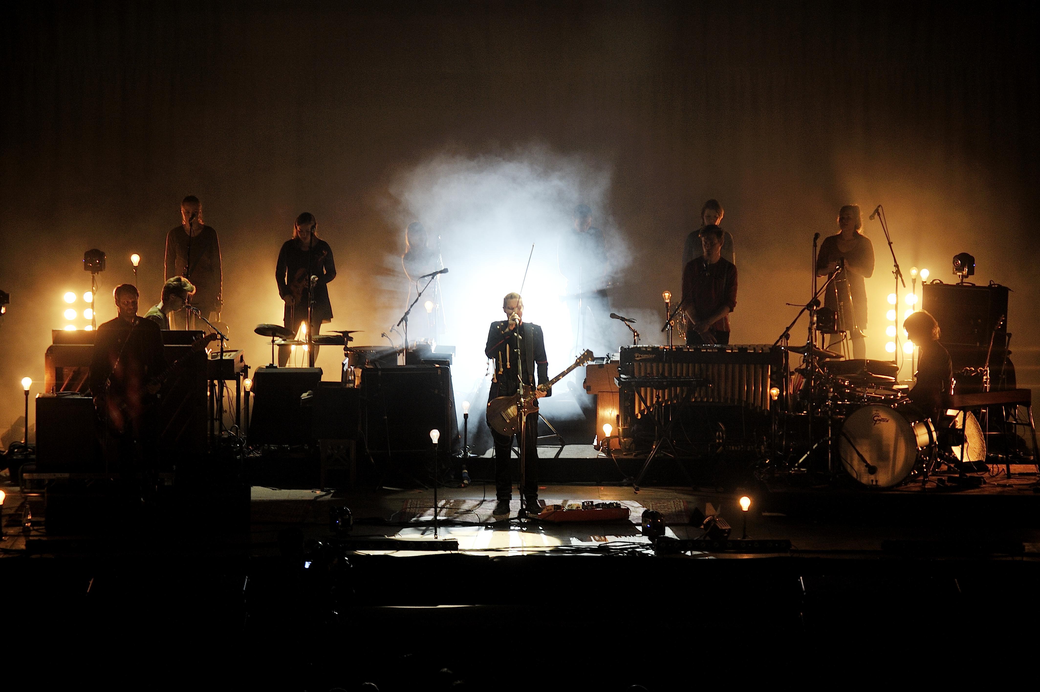 Sigur r s en concierto este fin de semana en barcelona for Eventos en barcelona este fin de semana