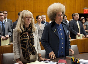 Photo of Al Pacino es Phil Spector