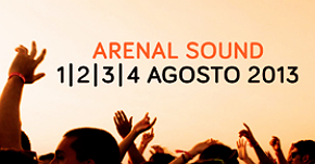 Photo of Arenal Sound 2013: distribución provisional por días