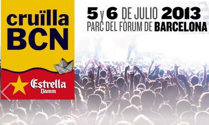 Photo of El Festival Cruïlla Barcelona anuncia su primeros artistas