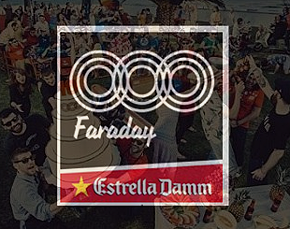 Photo of Faraday 2013: cartel de la décima edición