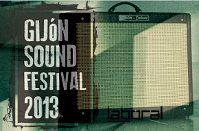 Gijn Sound Festival 2013: cartel