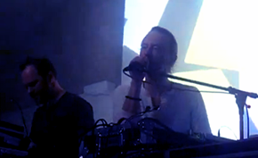 Photo of Atoms For Peace en Barcelona el 17 de abril
