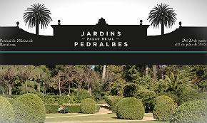 Photo of Cartel del Festival Jardins de Pedralbes 2013