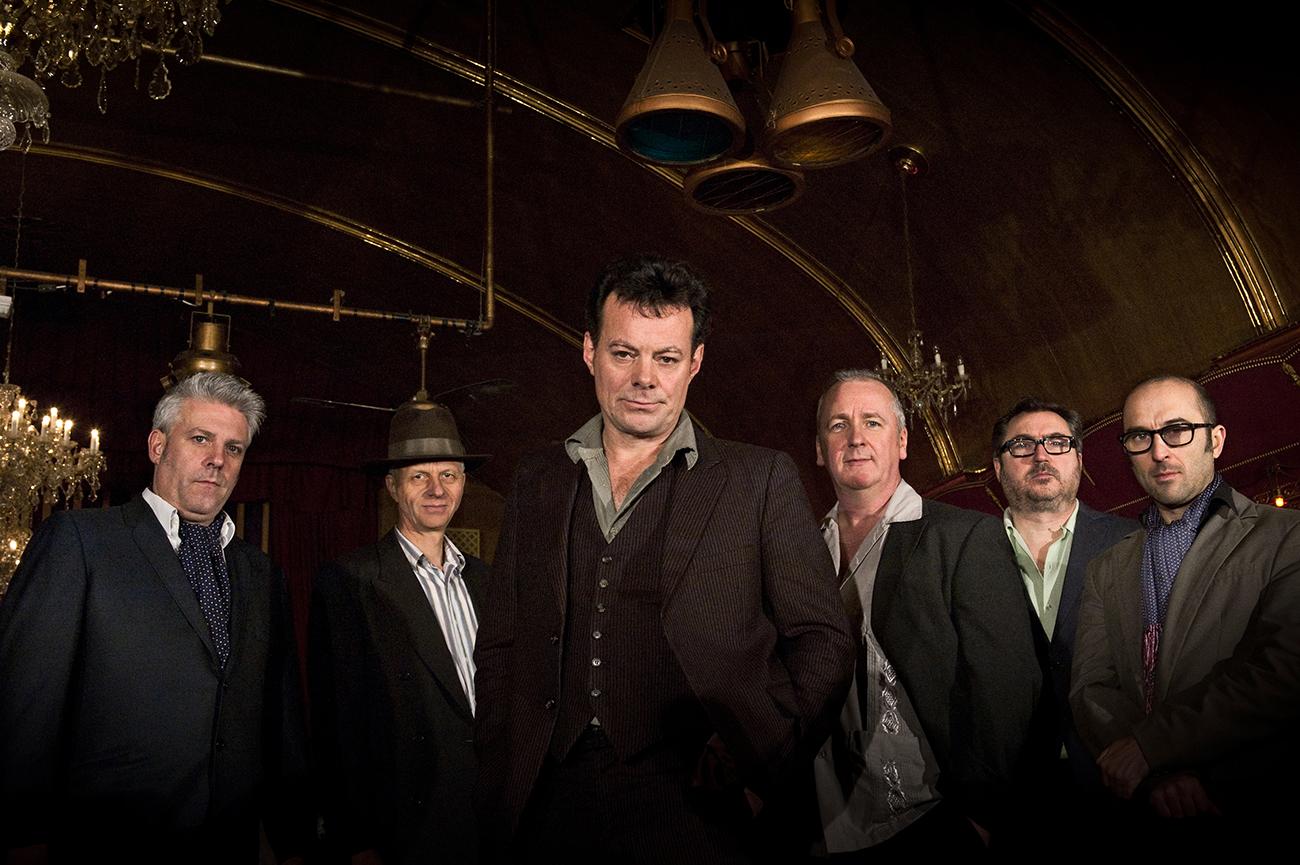 James Hunter Six at The Rivoli Ball Room, London, December 2012