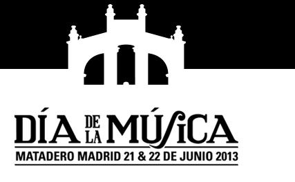 Photo of Día de la Música 2013: cartel por días