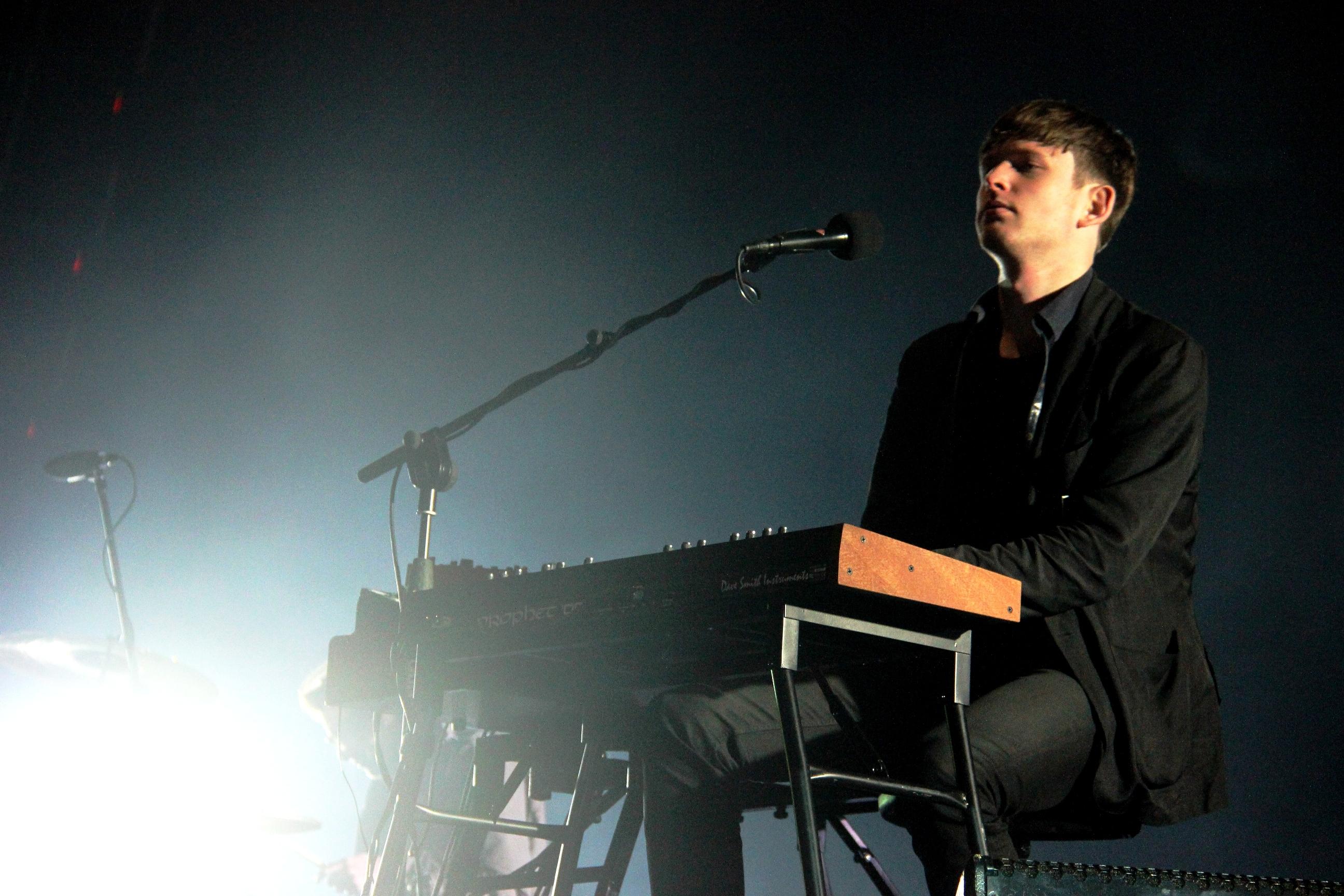 Photo of James Blake, ganador del Mercury Prize 2013