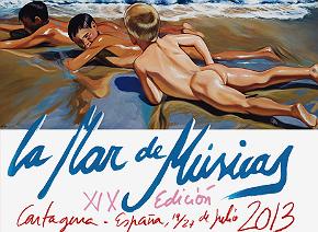 La Mar de Musicas 2013