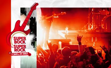 Photo of Super Bock Super Rock 2013: cartel definitivo por días