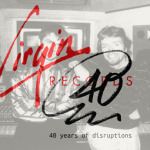 Los 40 aos de Virgin Records