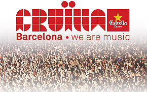 Photo of Festival Cruïlla Barcelona 2013: cartel por días