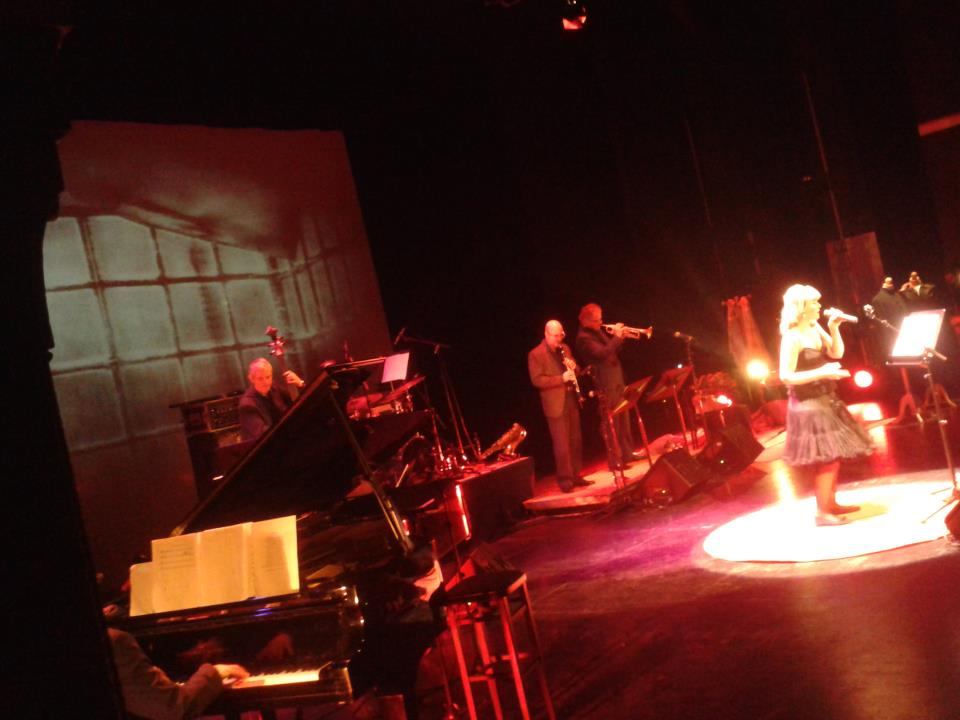 Photo of En la Rayuela (Teatro Cervantes, Málaga, 05-05-2013)