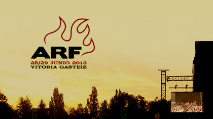 Photo of Azkena Rock Festival 2013: horarios