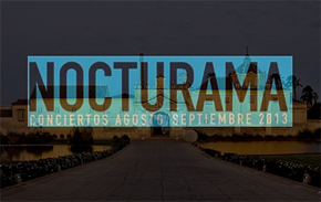 Photo of Nocturama 2013: cartel de conciertos