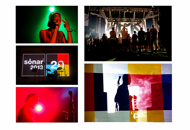 Photo of Sónar 2013. Barcelona (Resumen general)