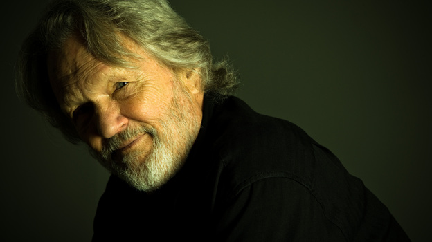Photo of Kris Kristofferson nos visita