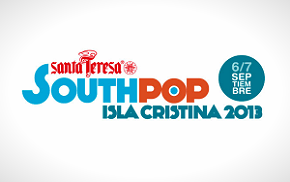 South Pop Isla Cristina 2013
