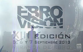 Photo of Ebrovisión 2013: más confirmaciones